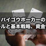 パイゴウポーカー ルール