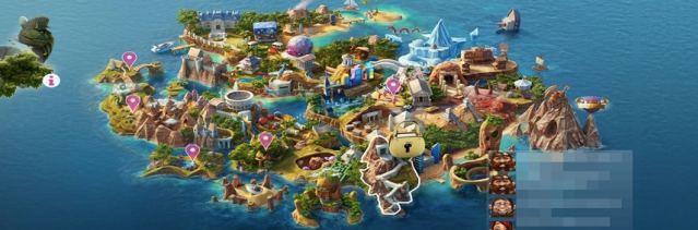 カジ旅 RPG画面