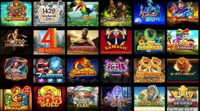 エンパイアカジノ ゲーム画像