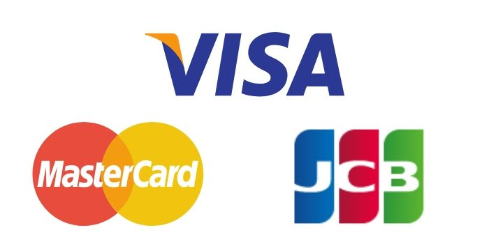オンラインカジノで使えるクレジットカード会社