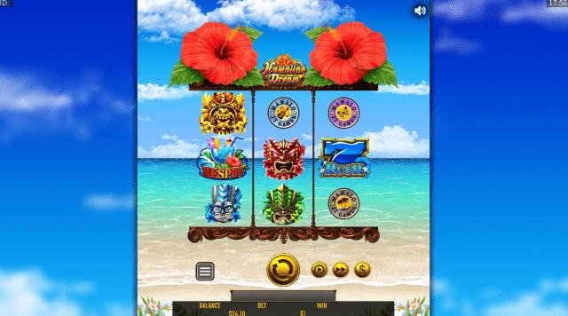 Hawaiian Dream(ハワイアンドリーム)