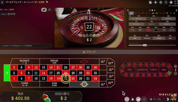 オンラインカジノ 勝ち逃げ