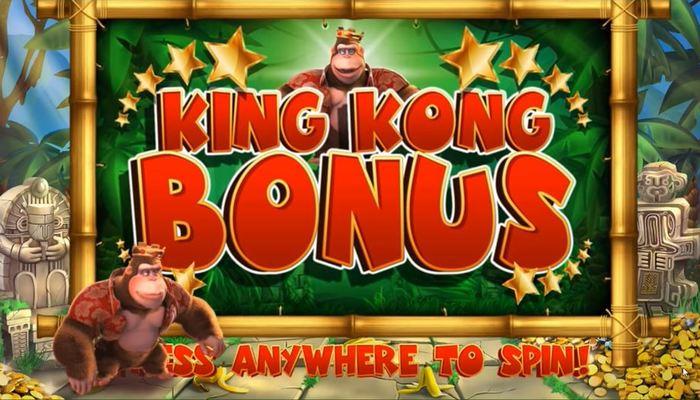 King Kong Cash キングコングボーナス