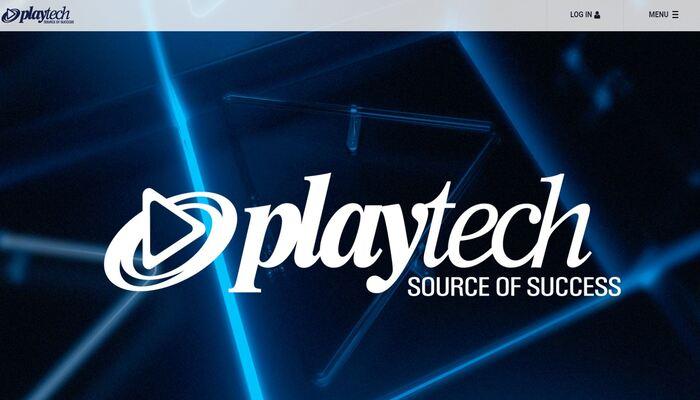 playtech 公式画面